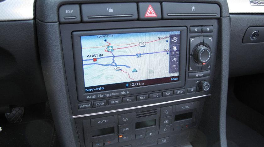 Navigatie color 2din RNS-E ptr Audi A4 B6 B7,A6,etc