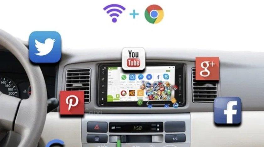 Navigatie Corolla Crown Camry Hiace Previa Rav4 Yaris, Avensis Subaru