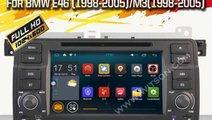 NAVIGATIE CU ANDROID 5.1.1 DEDICATA BMW E46 NAVD-A...