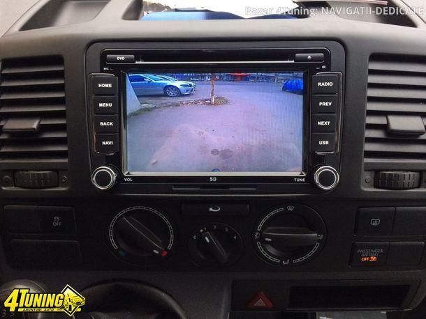 NAVIGATIE CU ANDROID DEDICATA Skoda Rapid  EDOTEC EDT-G305 INTERNET 3G WIFI WAZE DVR DVD