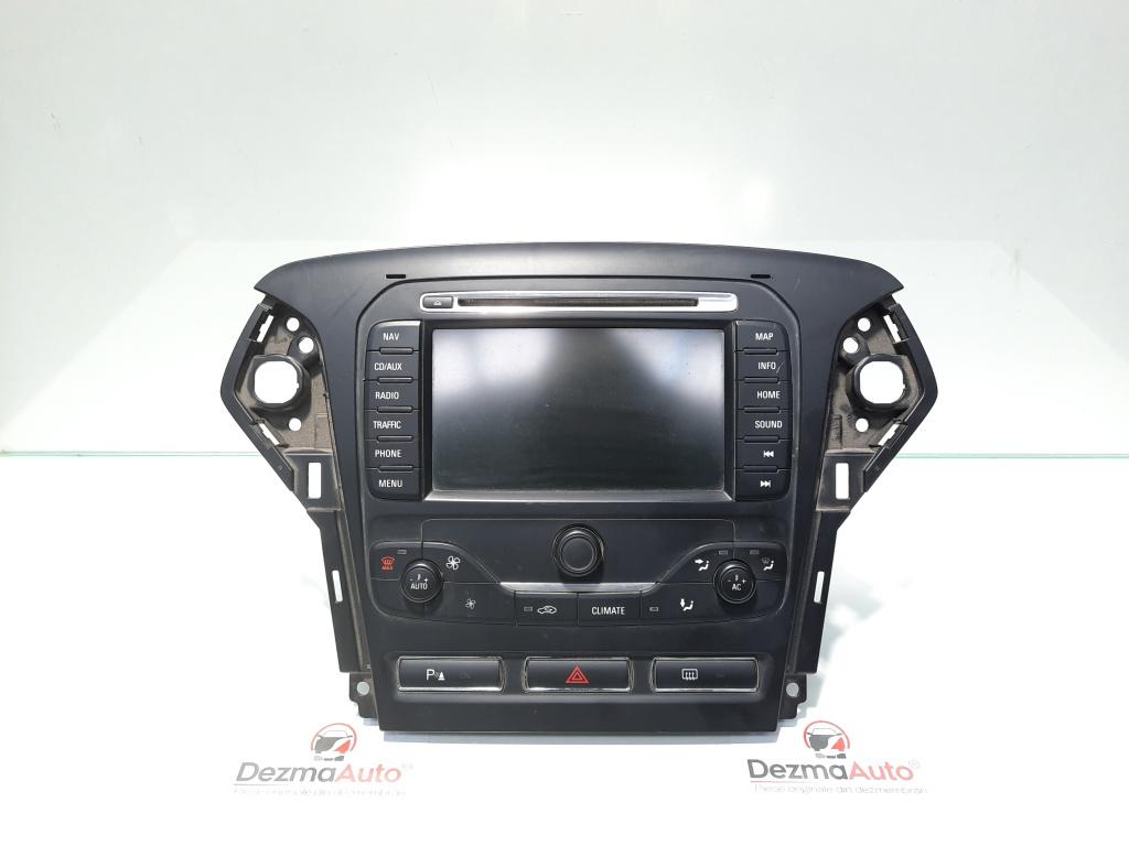Navigatie cu toch, Ford Mondeo 4 [Fabr 2007-2015] BS7T-18K931-EB (id:436073)