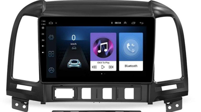 Navigatie dedicată cu android Hyundai Santa Fe ~ Pret redus !
