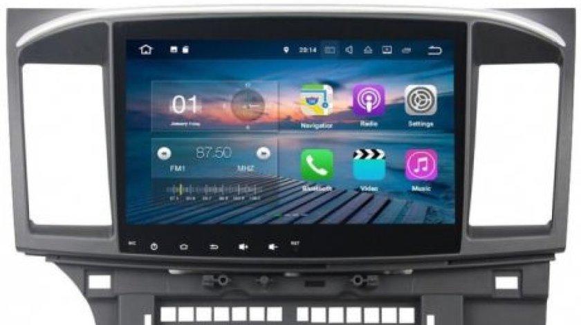 Navigatie dedicată Mitsubishi Lancer cu Android ~ Pret redus !!!