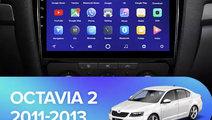 Navigatie dedicată Skoda Octavia2 Facelift
