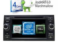 Navigatie Dedicata Android Ford FOCUS 2 FIESTA FUSION KUGA C MAX TRANSIT Ecran Capacitiv NAVD-i9488