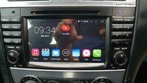 Navigatie dedicata android Mercedes c class w203 f...