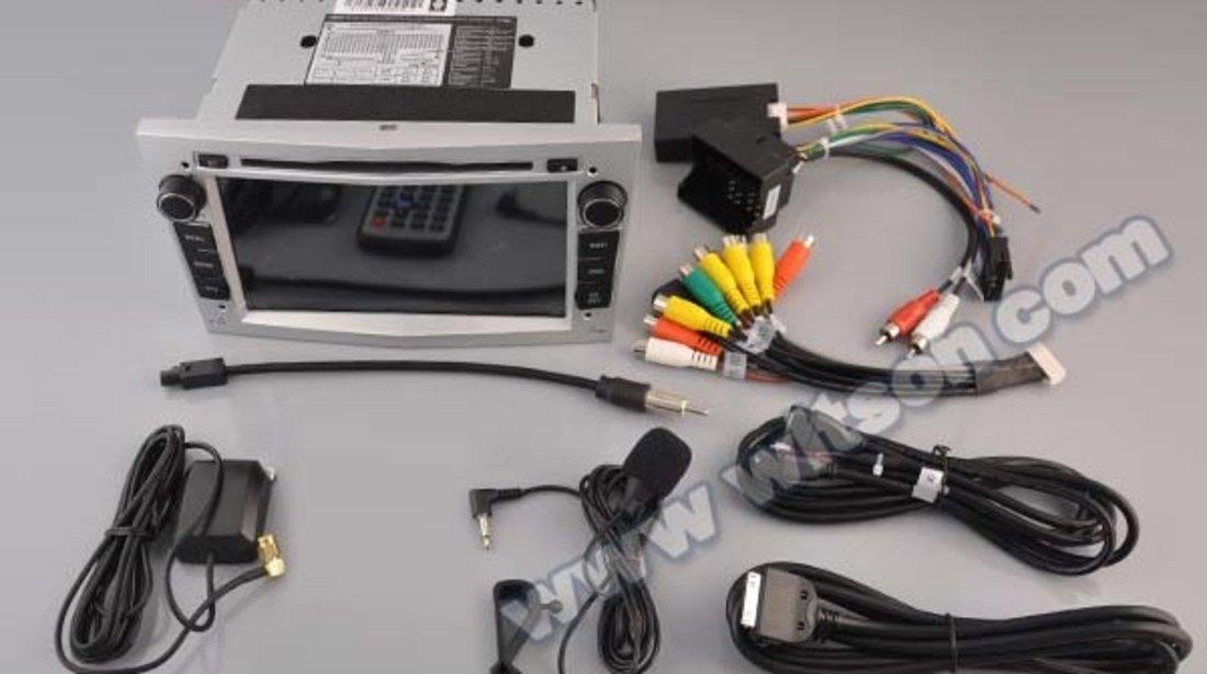 NAVIGATIE DEDICATA ANDROID Opel Meriva WITSON W2-A9828L INTERNET 3G WIFI MIRRORLINK