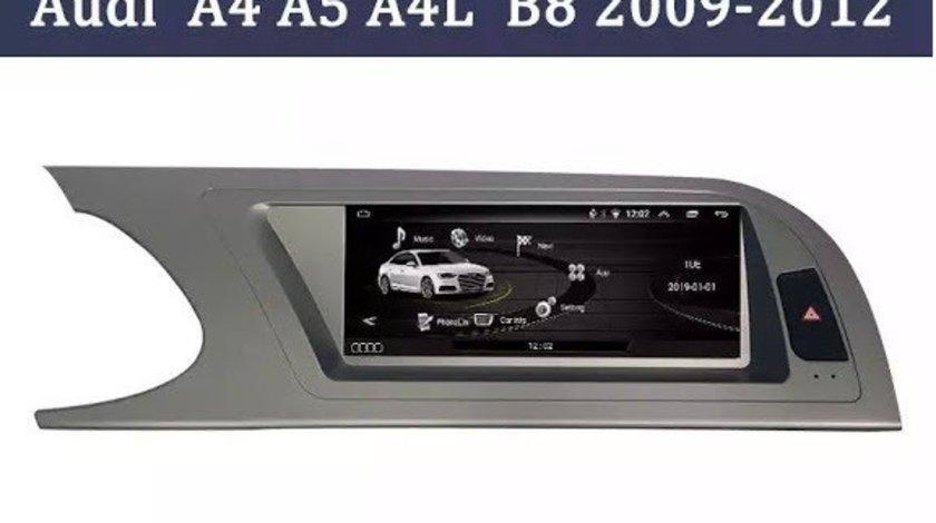 Navigatie dedicata Audi A4 ~ 2009 - 2012 ~ Android 10