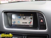 Navigatie Dedicata AUDI Q5 DVD GPS CARKIT USB NAVD 7460