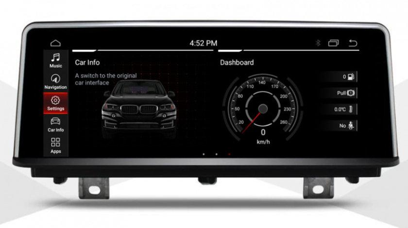 Navigatie dedicata BMW Seria 2 F20 NBT EDT-F20-NBT-QUALCOMM cu Android 10 procesor Qualcomm 4+64GB