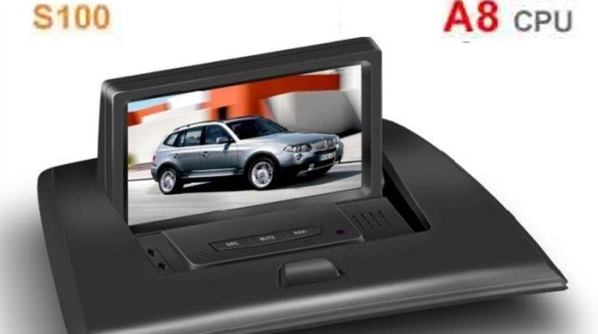 Navigatie Dedicata Bmw X3 E83 Edotec EDT-C103 Platforma S100 Dvd Gps Carkit Tv USB SD