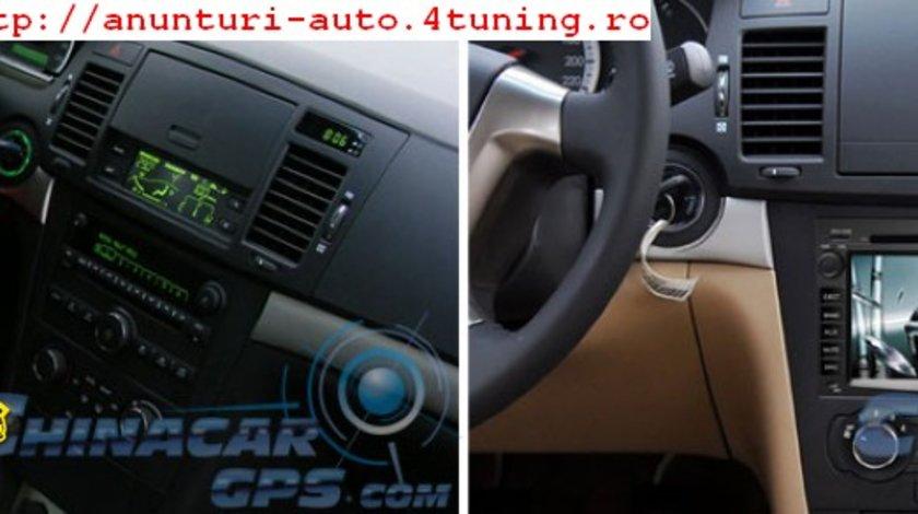 Navigatie Dedicata Chevrolet Captiva Aveo Epica Kalos Lacetti Spark Edotec Edt K020 Platforma S90 Win8 Style Dvd Gps Tv Carkit Preluare Agenda Telefonica Model 2015