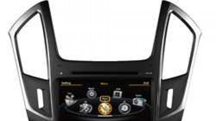 NAVIGATIE DEDICATA CHEVROLET CRUZE 2013 WITSON W2-C261  PLATFORMA S100 DVD GPS CARKIT DVR