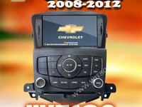 NAVIGATIE DEDICATA CHEVROLET CRUZE WITSON W2-D8422C PLATFORMA C36 WIN8 STYLE DVD PLAYER GPS CARKIT