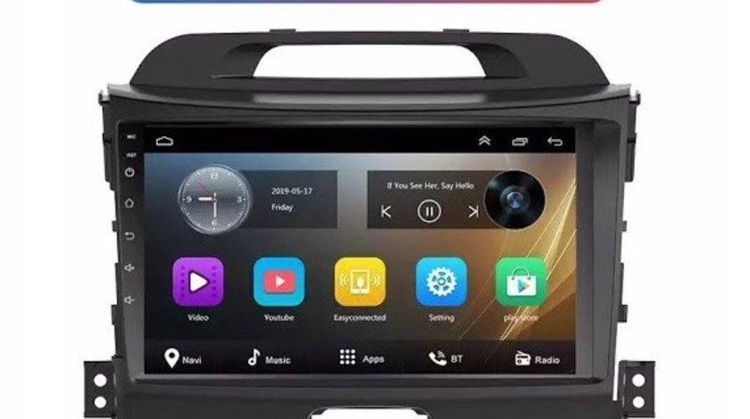 Navigatie dedicata cu Android / Kia Sportage  2010 - 2015 - Pret redus!