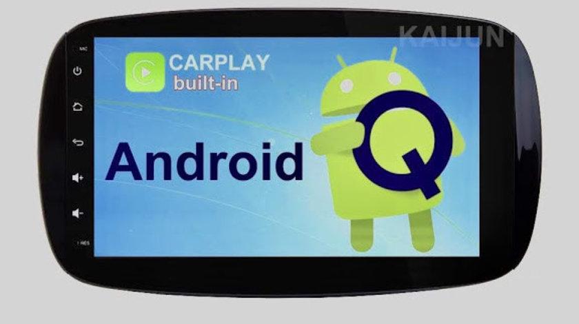 Navigatie dedicata cu android Smart Fortwo 2014 - 2018