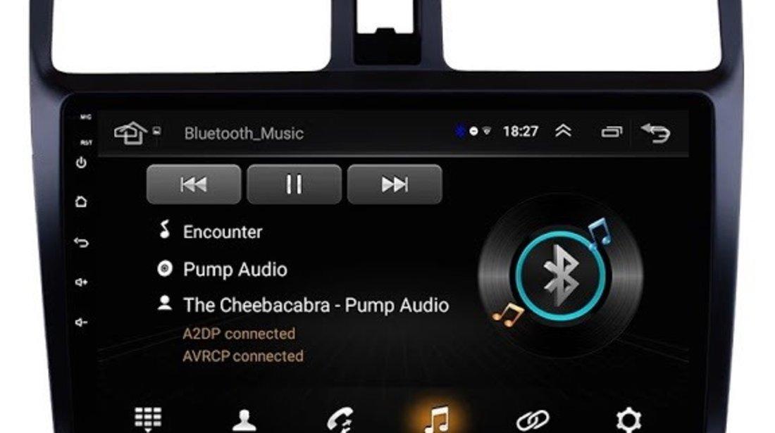 Navigatie dedicata cu Android Suzuki Swift
