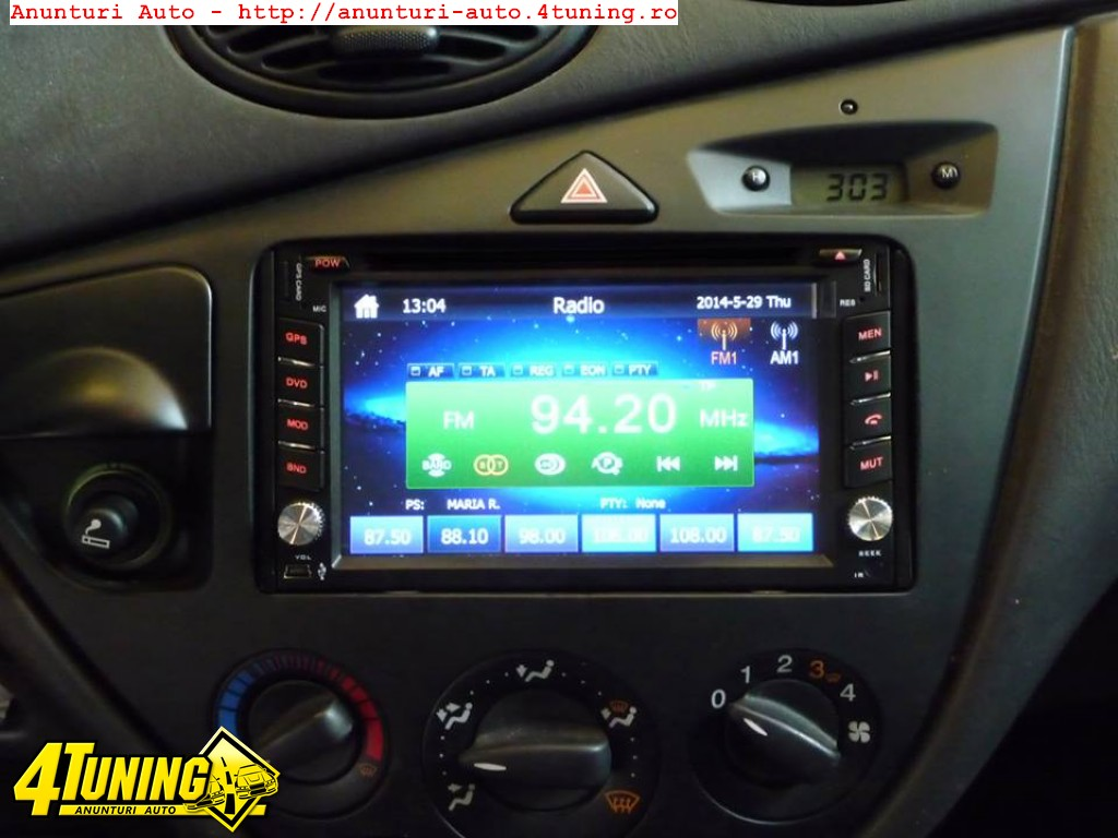 Car Stereo For Ford Focus