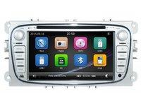 NAVIGATIE DEDICATA FORD FOCUS 2 DVD PLAYER AUTO GPS CARKIT PRELUARE AGENDA TELEFONICA
