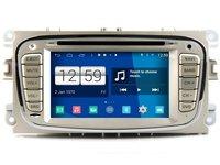 NAVIGATIE DEDICATA FORD MONDEO FOCUS 2 S-MAX GALAXY TOURNEO EDOTEC EDT-M003 ANDROID 16GB 3G DVR WAZE