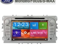 NAVIGATIE DEDICATA FORD MONDEO FOCUS 2 S-MAX GALAXY TOURNEO WITSON W2-D845 WIN8 STYLE DVD PLAYER GPS
