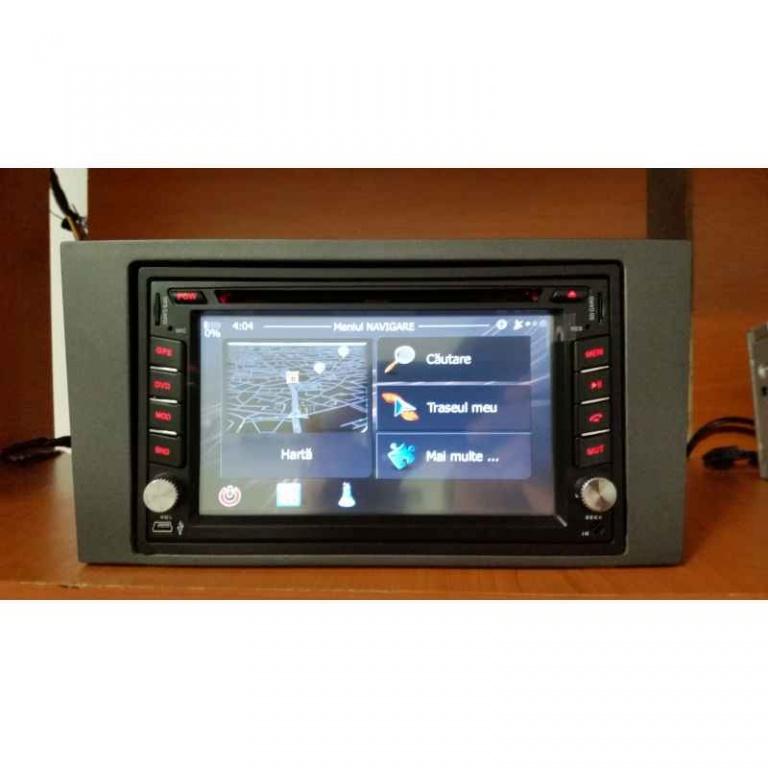 Navigatie Dedicata Ford Mondeo MK3 DVD AUTO GPS CARKIT NAVD-6205FM