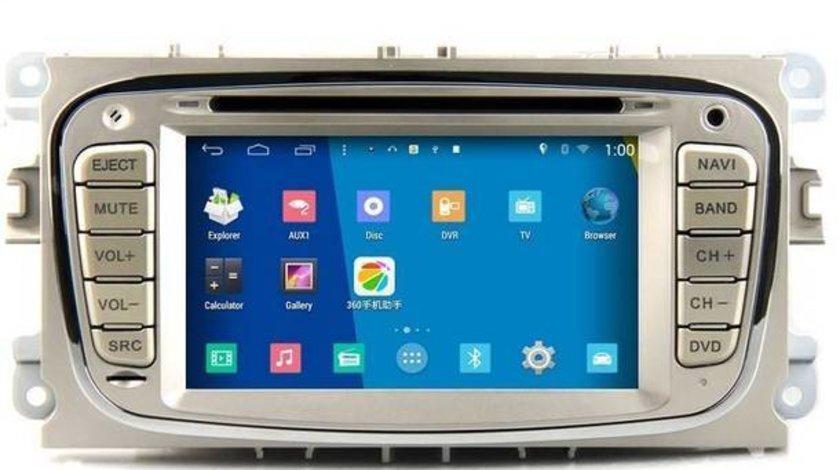 NAVIGATIE DEDICATA FORD TOURNEO 2009-2012 EDOTEC EDT-M003 ANDROID 16GB 3G DVR WAZE