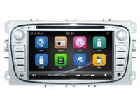NAVIGATIE DEDICATA FORD TRANSIT DVD PLAYER AUTO GPS CARKIT PRELUARE AGENDA TELEFONICA