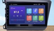 Navigatie dedicata Honda Civic 2012-2015 9 inch An...