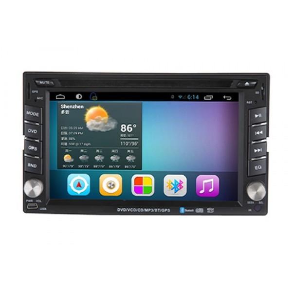 NAVIGATIE DEDICATA Hyundai ACCENT 2005 - 2014 CU ANDROID EW861P WIFI CAPACITIV GPS AGENDA TELEFONICA