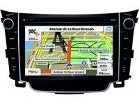 NAVIGATIE DEDICATA HYUNDAI I30 2012 2016 MODEL CARVISION DNB-I30 DVD USB SD PLAYER GPS CARKIT