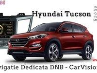 NAVIGATIE DEDICATA HYUNDAI TUCSON 2015 2016 2017 MODEL CARVISION DVD USB SD PLAYER GPS CARKIT