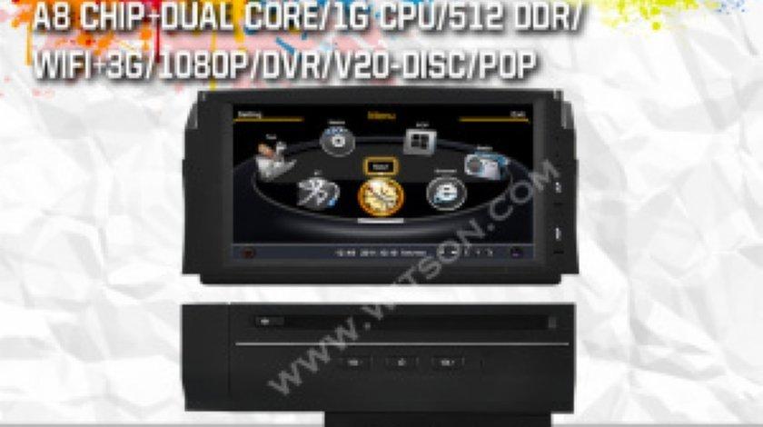 NAVIGATIE DEDICATA MERCEDES BENZ C CLASS W204 2007 2011 WITSON W2 C265 PLATFORMA S100 DVD GPS DVR