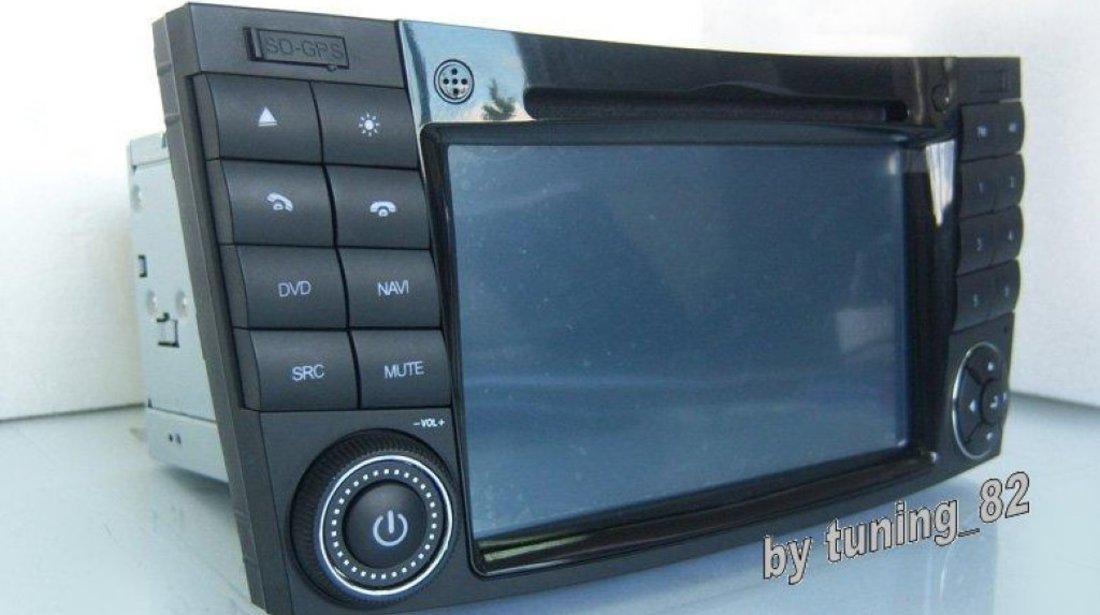 NAVIGATIE DEDICATA MERCEDES BENZ CLS W219 DVD GPS CAR KIT USB TV DIVX PICTURE IN PICTURE