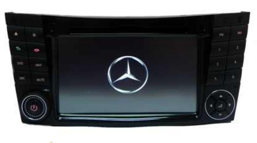 NAVIGATIE DEDICATA MERCEDES BENZ CLS W219 DVD GPS CAR KIT USB TV DIVX PICTURE IN PICTURE
