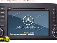 Navigatie Dedicata Mercedes Benz R CLASS Dvd Gps Tv Carkit