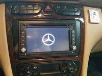 NAVIGATIE DEDICATA MERCEDES C CLASS W203 CLK W209 VITO VIANO NAVD-6205MB DVD GPS CARKIT BLUETOTH