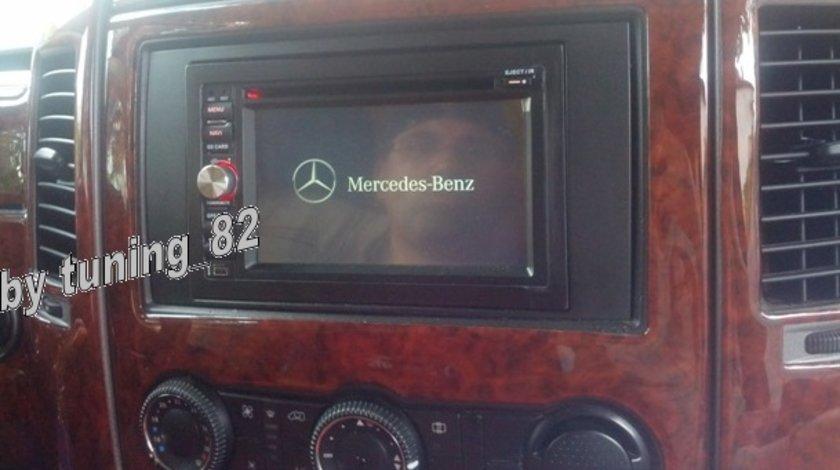 Navigatie Dedicata Mercedes SPRINTER VITO VIANO A B CLASS ML W163 VW CRAFTER WITSON W2-D8902 DVD GPS