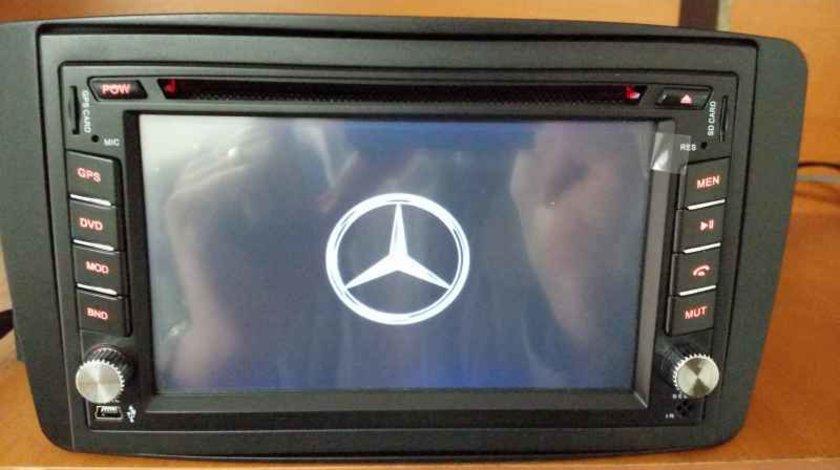 Navigatie Dedicata Mercedes Viano W639 2004 2006 NAVD-6205MB DVD GPS CARKIT BLUETOTH