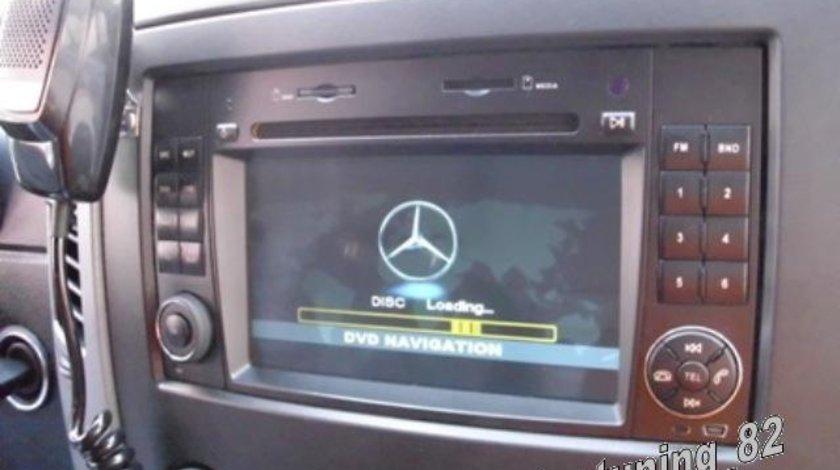 Navigatie Dedicata Mercedes Vito Viano Sprinter A B Class Vw Crafter