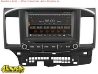 NAVIGATIE Dedicata MITSUBISHI LANCER DVD GPS Auto TV NAVD-D8845Z