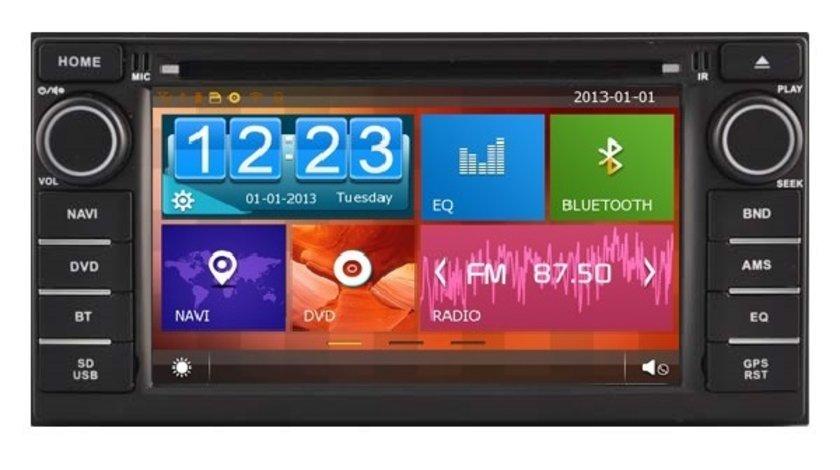 NAVIGATIE DEDICATA NISSAN JUKE ALMERA NOTE LIVINA 2014 2015 WITSON W2-D8906N INTERNET 3G DVD GPS TV