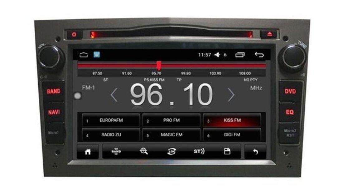 Navigatie Dedicata Opel ASTRA H Vectra C ZAFIRA MERIVA navd-i019