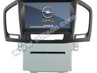 NAVIGATIE DEDICATA OPEL INSIGNIA WITSON W2-D9827L DVD GPS CARKIT IPOD TV COMENZI PE VOLAN