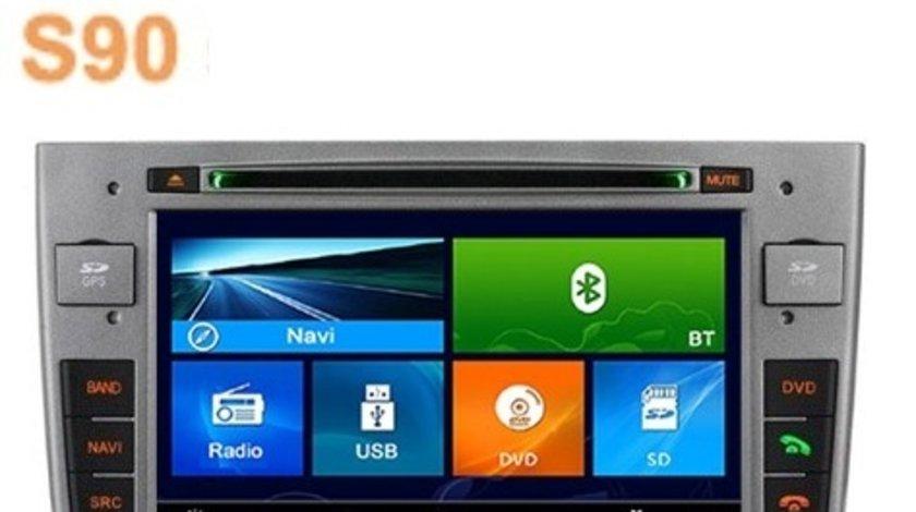 NAVIGATIE DEDICATA PEUGEOT 308 408 EDOTEC EDT-K083 PLATFORMA S90 WIN8 STYLE DVD GPS TV CARKIT