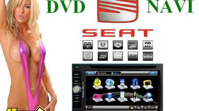 Navigatie Dedicata SEAT IBIZA Dvd Gps Car Kit Usb Panou Detasabil