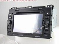 Navigatie Dedicata TOYOTA LAND CRUISER DVD GPS BLUETOOTH IPOD USB TV Rezolutie 800 480