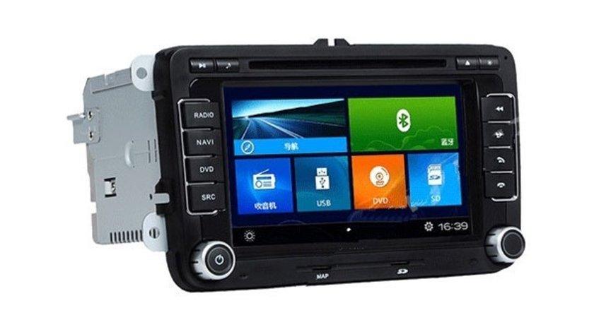 NAVIGATIE DEDICATA VOLKSWAGEN SKODA SEAT EDT-K305 PLATFORMA S90 WIN8 STYLE DVD GPS CARKIT