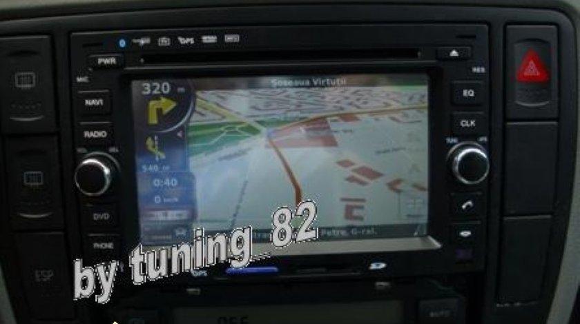 NAVIGATIE DEDICATA VW FOX 2005-2010 WITSON W2-D8245 ECRAN CAPACITIV MIRRORLINK