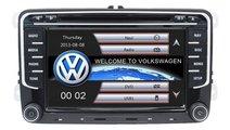 Navigatie Dedicata VW Golf MK5 MK6 Dvd Carkit Usb ...